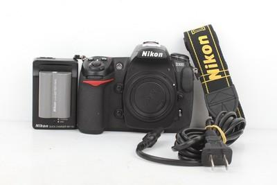 96新二手Nikon尼康 D300 单机 快门29600多次 (B96117)【成】