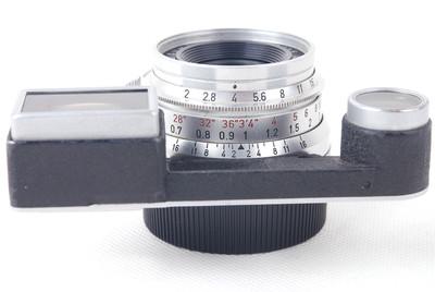 徕卡 SUMMICRON-M 35/2 德产眼镜版八枚玉#jp19807