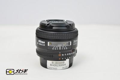 97新 尼康 AF 35/2D (BH05230004)