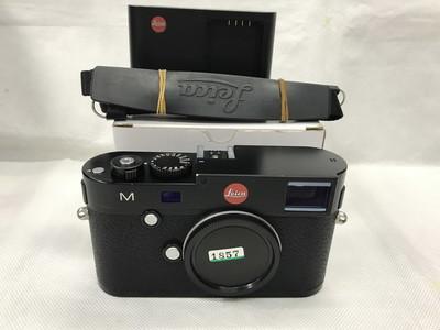 Leica徕卡 大M Typ 240 单机 便携旁轴相机 黑色 支持置换
