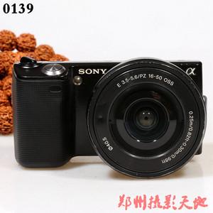 索尼 NEX5C 16-50微单数码相机  0139