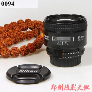 尼康 AF 85mm f/1.8D 单反镜头 0094