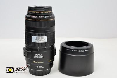99新 佳能 EF 70-300 IS (BH05220001)