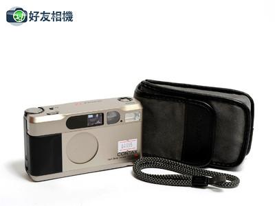 康泰时/Contax T2 傻瓜相机 带Sonnar 38mm F/2.8镜头 *超美品*