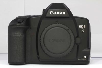 【胶片相机】Canon EOS-3(NO:4439)*