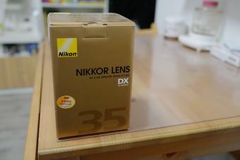 尼康 AF-S DX 尼克尔 35mm f/1.8