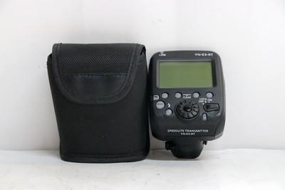 96新二手YONGNUO永诺 YN-E3-RT 无线引闪器(T000454)【津】