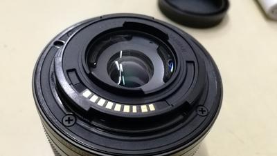 佳能EF-M 15-45mm f/3.5-6.3 IS STM