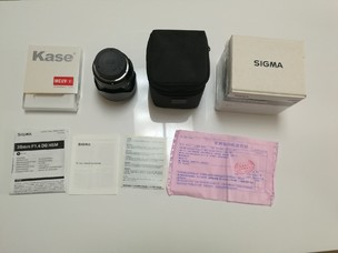 适马 35mm f/1.4 DG HSM(A)尼康