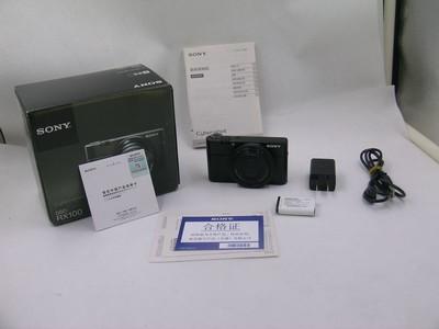 出售 94新 索尼 RX100 黑卡 包装齐全 请看图片