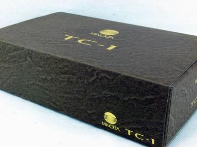 包装齐全的美能达Minolta TC-1