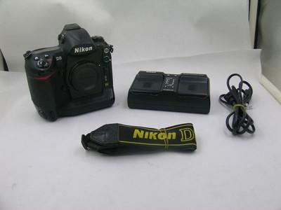 出售 90新 尼康 D3  机身 请看图片