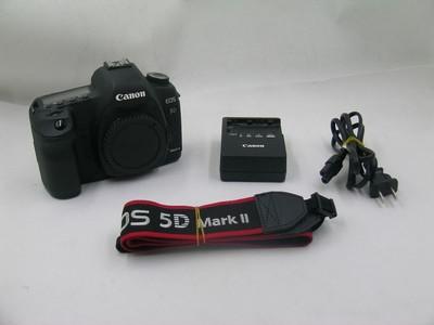 出售 95新 佳能 5D Mark II 机身 请看图片