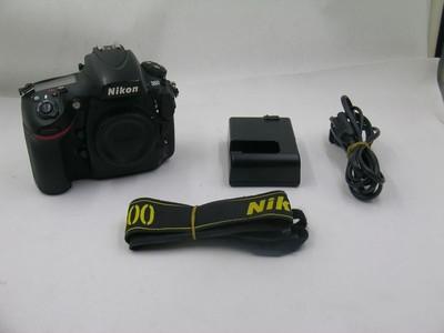 出售 93新 尼康 D800 机身 请看图片