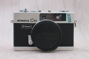 二手 柯尼卡C35 flash matic胶片相机 旁轴相机 0395