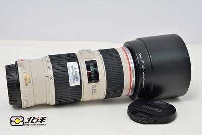 98新 佳能 EF 70-200/4L IS(BH05260004)【已成交】