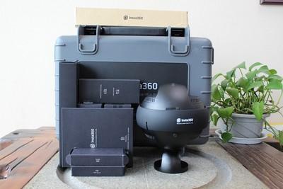 95新二手Insta 360 pro全景相机 运动摄像头相机 (W05452)京
