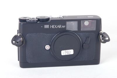 柯尼卡 Hexar RF 黑色机身 Leica M口相机 #jp19861