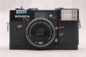 二手 柯尼卡C35 EF 胶卷老相机 旁轴相机 0399
