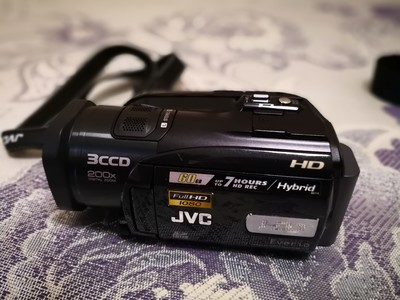 JVC GZ-HD3AC