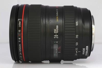 【全画幅标准变焦镜头】佳能 EF 24-105/4L IS USM(NO:2746)*