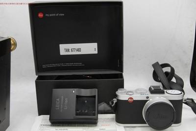 新到 99成新 Leica/徕卡 X2 德产 带包装 可交换 编号9646