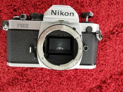 出一套成色非常好的Nikon FM2加28-85 85/2