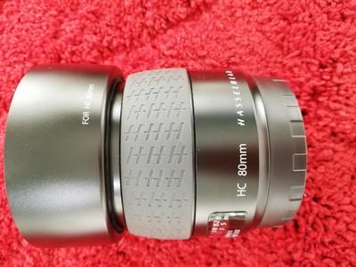 便宜出一支99新哈苏 HC 80mm f/2.8