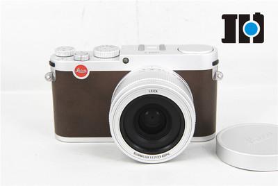 Leica/徕卡 X typ113 X 数码相机 棕色限量版 原盒包装全