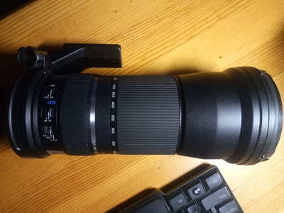 腾龙 SP 150-600mm f/5-6.3 Di VC USD(A011) (尼康口)
