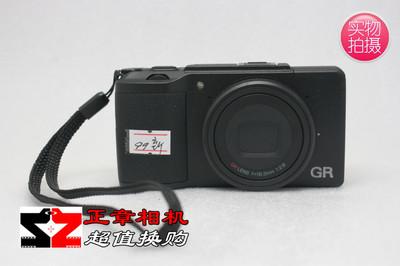 Ricoh/理光 gr II二代 理光GR2 微单旅游相机便携卡片机