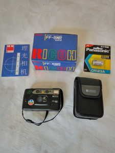 理光FF-8WR/DATE 相机
