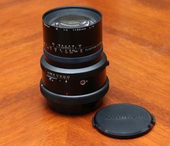 Mamiya RZ67 用65MM  镜头