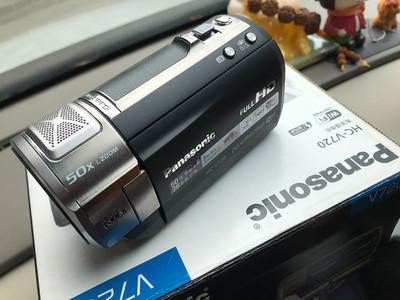 出台松下HC-V720高清摄像机,索尼xr500和索尼pj260e出售