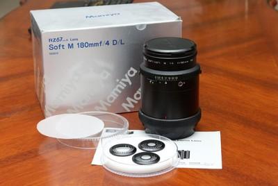 Mamiya RZ67 用 180MM 柔焦镜头