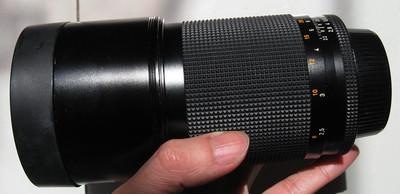 尼康口康泰时蔡司CONTAX Zeiss T* Sonnar 180 F2.8 MMJ镜头
