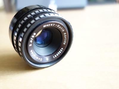 meyer 2.8/50mm