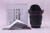 买一送一 95新 佳能 EF 24mm f/1.4 L USM单反镜头 24/1.4L镜头