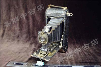No.1A Autographic Kodak折叠相机