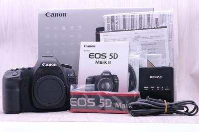 99新 二手佳能 5D Mark II 单反相机 5D2 行货带包装