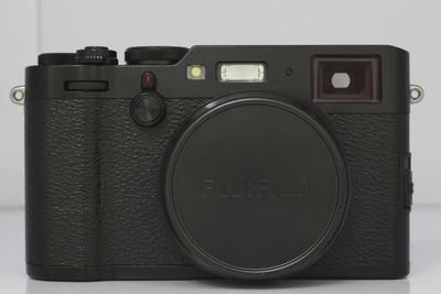 【旁轴数码相机】富士X100F 黑色(NO:1495)*