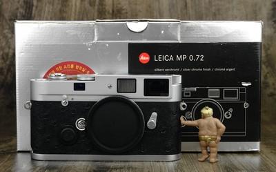 徕卡 MP 0.72 胶片机 箱说全