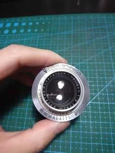 罗敦斯德 Rodenstock Heligon 50mm f2.0 徕卡 l39口镜头