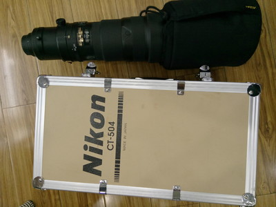 尼康 AF-S 500mm f/4G ED VR