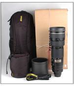 特价尼康 af-s 200-400/4 G ED VR 包装齐全 #28531
