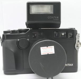 98新 Contax G2+28/2.8+45/2+90/2.8 黑色(0691)
