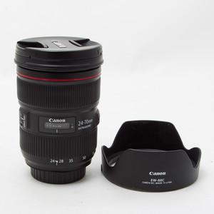 Canon佳能EF 24-70mm f/2.8L II USM 24-70/2.8二代 95新 NO:0813