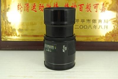 95新 索尼a口 美能达 135mm F2.8 AF 单反镜头大光圈远摄定焦