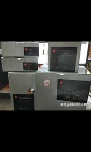 徕卡 Q和T,23和56的镜头,开箱试机未使用。