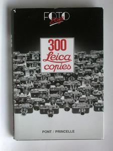 高价好书:《300部徕卡仿制机》300 Leica Copies!